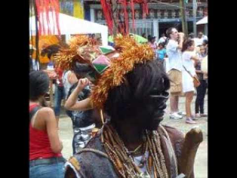 Cumbia Congo - A ti Nada más - Folclore de Panamá