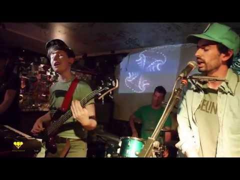 JEFFREY LEWIS & LOS BOLTS @ Bar'Hic (Rennes, France) Des Pies Chicaillent [Full Live Multi-Cam] 2016