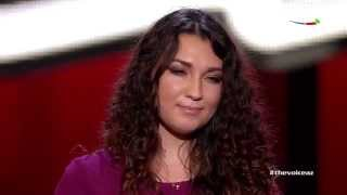 The Voice of Azerbaijan: Jeya Rustamova - California Dreaming | Blind Auditions