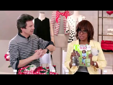 Facebook Live with Gayle King and Adam Glassman