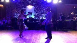 Panagiotis Triantafyllou & Evelina Sarantopoulou, 1/3,  Chios Tango Encuentro, May 2019