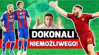 NAJLEPSZE REMONTADY w historii Ligi Mistrzów!