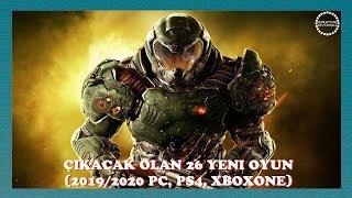 Çıkacak Olan 26 Yeni Oyun (2019/2020 PC, PS4, XBOXONE)