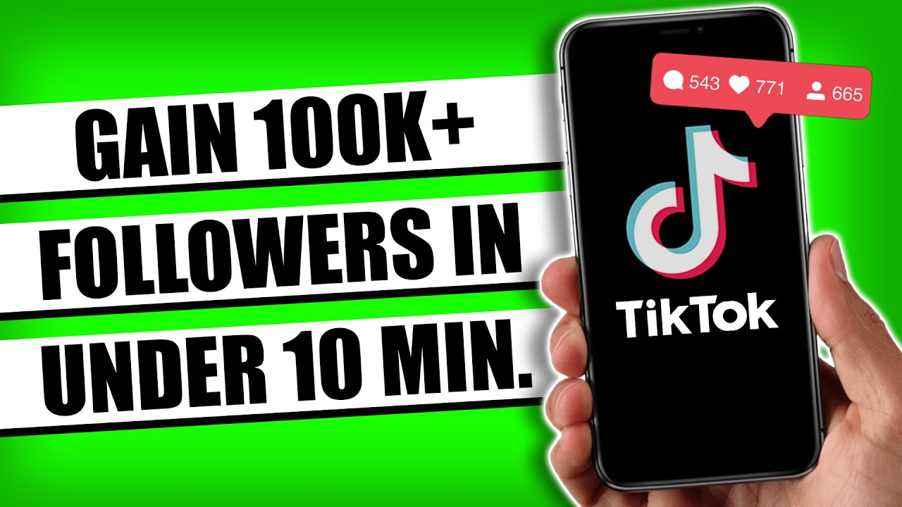Download How To Gain 100K TikTok Followers in 10 Minutes (REAL RESULTS)