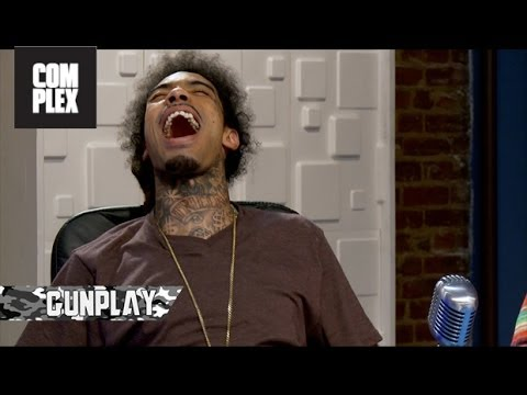 Gunplay on The Combat Jack Show Ep. 2 (Talking about Marijuana, Cocaine, and Dealing) | Complex