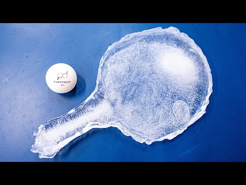 Frozen Ice Racket Challenge