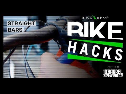 Bike Hacks: Get Straight, Go Forward