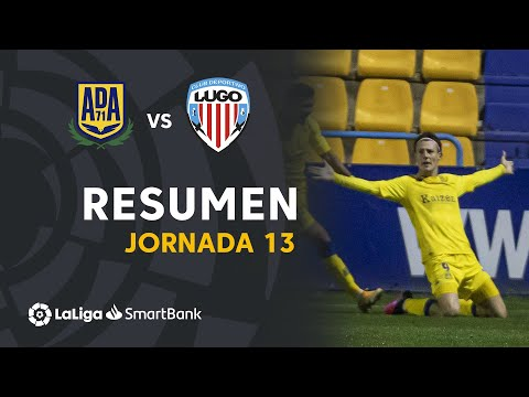 Alcorcón Lugo Goals And Highlights