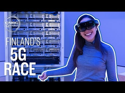 5G in Finland: How one country is betting big on the high-speed network | CNBC Reports