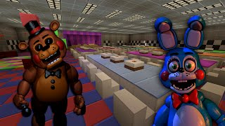Minecraft Xbox - Five Nights At Freddy's 4