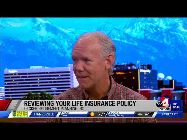 Reviewing your life insurance policy