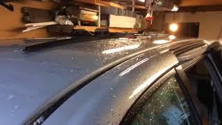 Honda Odyssey Roof Water Leak