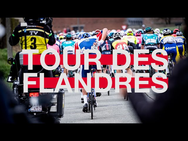 21.04.04 En immersion avec le Team TDE - Tour des Flandres