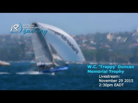 Three Buoys Challenge Race 1 29/11/2015