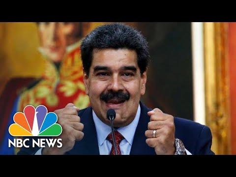 Defiant Nicolas Maduro Declares: 'We Will Defeat A Coup' In Venezuela | NBC News