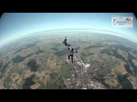 Skydive Saulgau Deutsche Meisterschaft 2013 -Teaser-