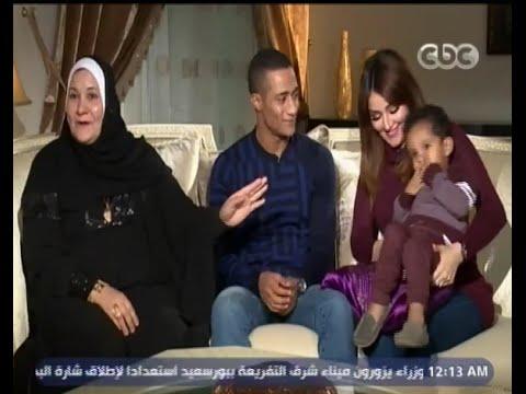 ممكن شاهد لأول مرة اولاد محمد رمضان وتعرف على سر تسمية إبنه علي Youtube