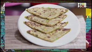 Matar Paneer Parantha | Turban Tadka | Chef Harpal Singh | FoodFood