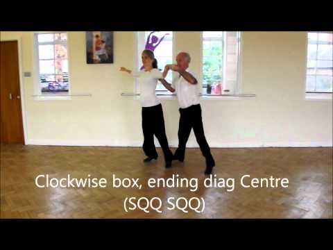 Let's Swing Sequence Dance Walkthrough
