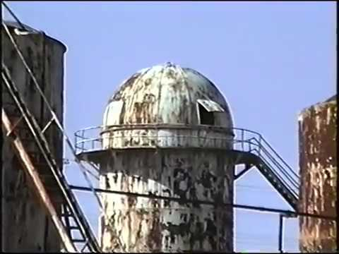 Hudson Oil Refinery, Cushing Oklahoma 1991