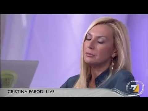 CRISTINA PARODI LIVE - Scontro acceso tra John Peter Sloan e Michaela Biancofiore