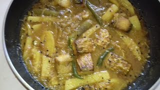 Nona Ilish Recipe || Salted Hilsha Fish Curry || নোনা ইলিশ ।।  লবন ইলিশ