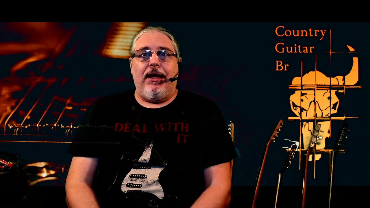 Concurso Cultural Country Guitar Br 2021