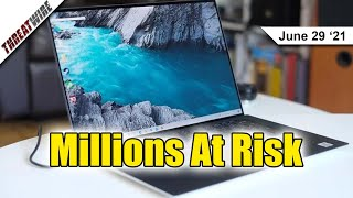 Millions of Dell PCs Are At Risk of Exploit, RIP John McAfee, WD MyBooks Are Being Wiped! ThreatWire