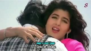 Jaan O Meri Jaan - Manhar Udhas & Alka Yagnik - Movie Jaan (1996) Subtitle Indonesia