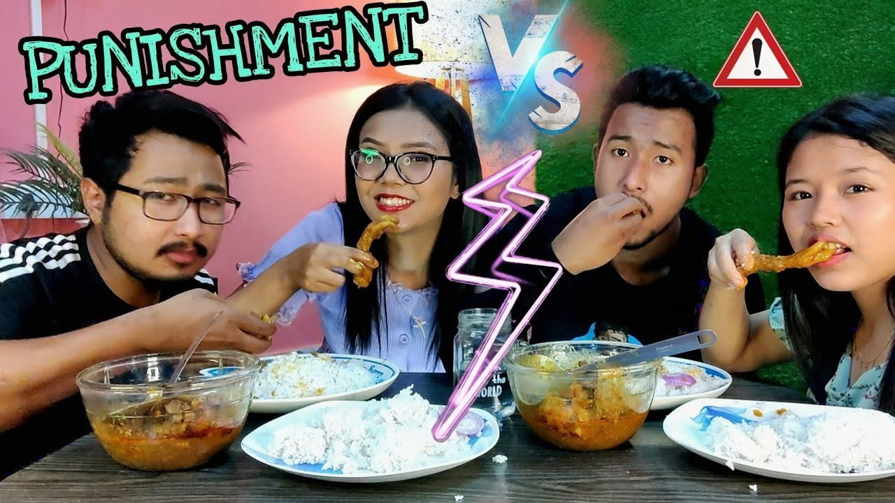 CHICKEN🍗🐓 EATING CHALLENGE /HUMANG  TAKHEI CHARE🤣🤣OLDER ⚡Vs⚡YOUNGER SIBLINGS CHALLENGE/ MUKBANG