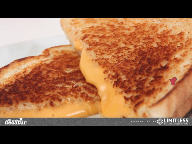 100 Things - Cheese Toastie