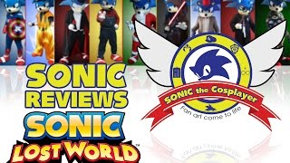 Sonic reviews Lost World!