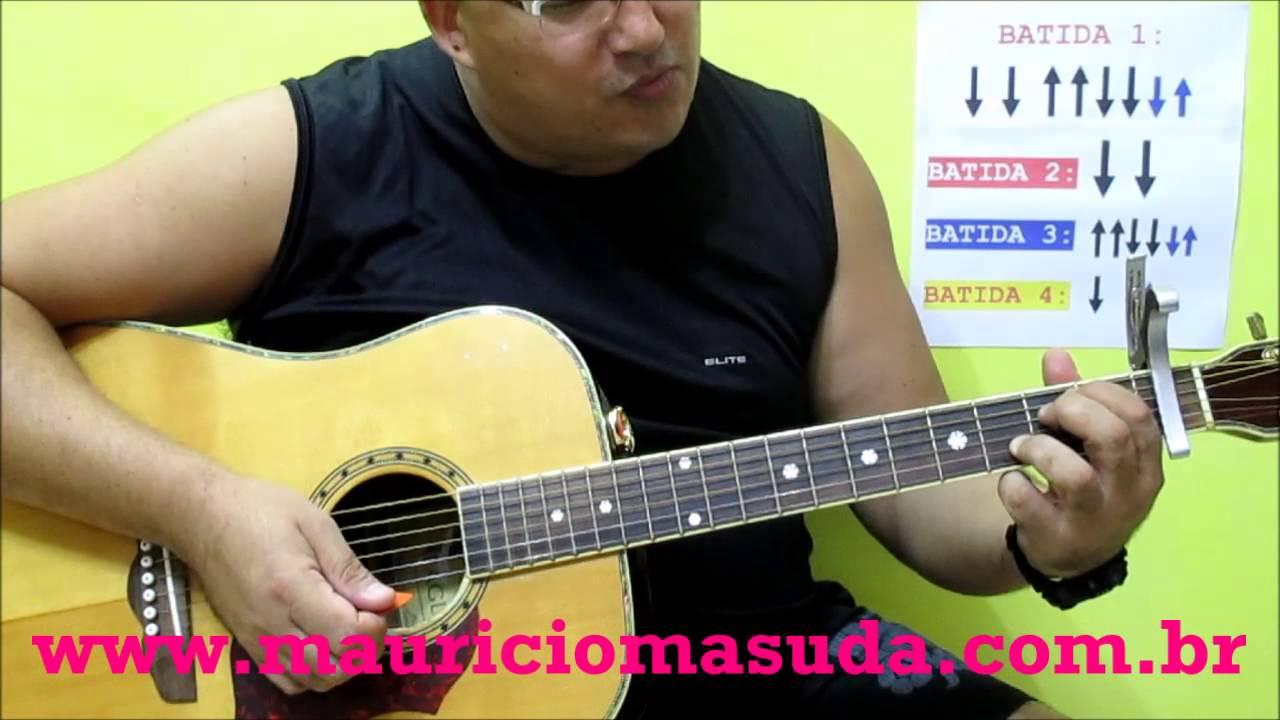 Paula Fernandes Aula De Violão: A Paz Desse Amor - Paula Fernandes
