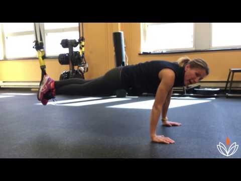 TRX Core Exercises