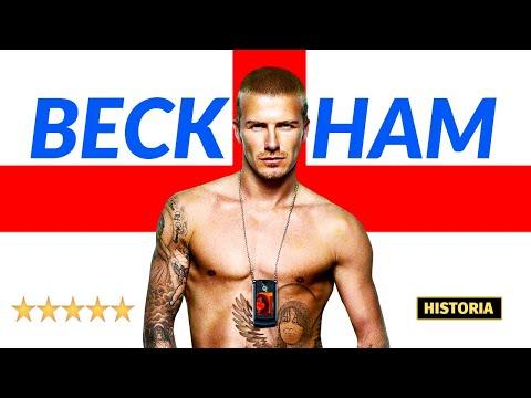 David BECKHAM #7 🏴 El Futbolista Más Mediático De La Historia 😎⚽ Leyendas Del Fútbol