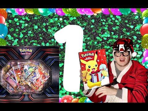 1 : VÄLKOMNA TILL JULKALENDERN 3.0 || P.5 Öppnar XY Collection Box ||