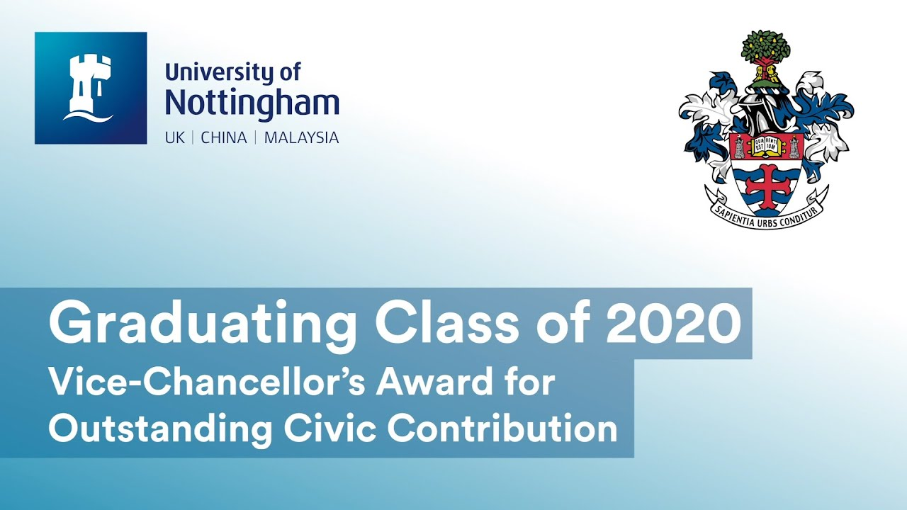 Vice-Chancellor's Awards for Outstanding Civic Contribution - Khai Cheng