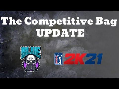 Competitive Bag Update in PGA 2K21 |
