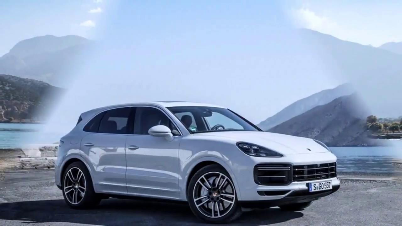 New Porsche Cayenne Concept 2019 Autoholics Future Car