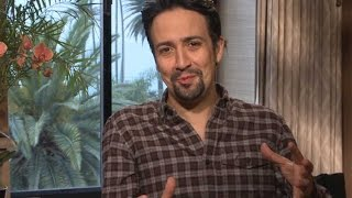 Lin-Manuel Miranda Brings Glam Rock Influences to Moana Soundtrack