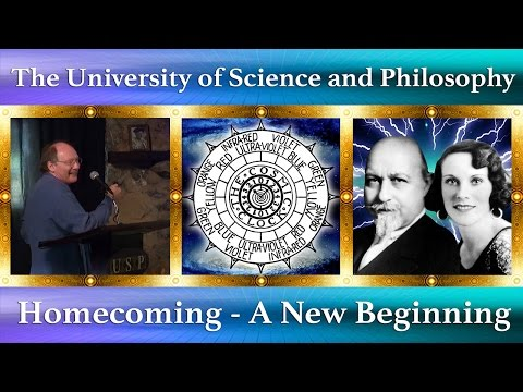 Allen Adkins - Insights on Russellian Science and Ancient Spiritual Philosophy