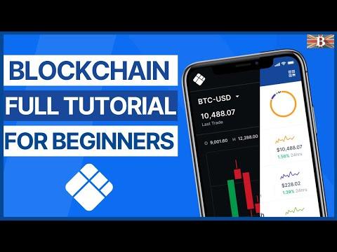 Blockchain Review \u0026 Tutorial 2021: Beginners Guide To Blockchain.com