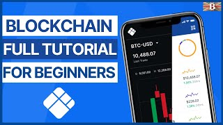Blockchain.com Full Tutorial 2020 - Beginners Guide
