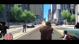 Grand Theft Auto 4 PC GTX 980 Gameplay HD - With Graphic Mods