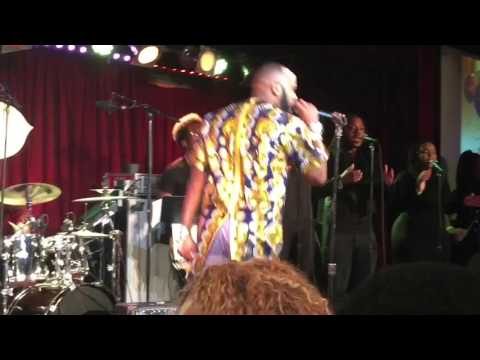B Slade & Yummy Bingham Live at MBK Holiday Concert BB Kings