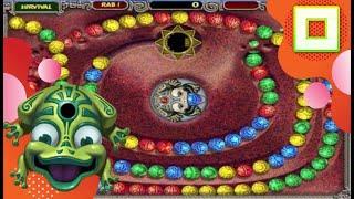 Juegos para niños - Zuma Deluxe. -. (Descarga gratis).