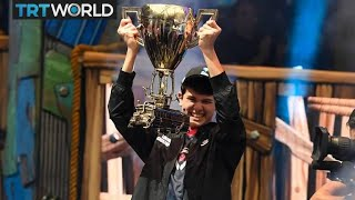 E-sports Fortnite champion bags $3m | Money Talks