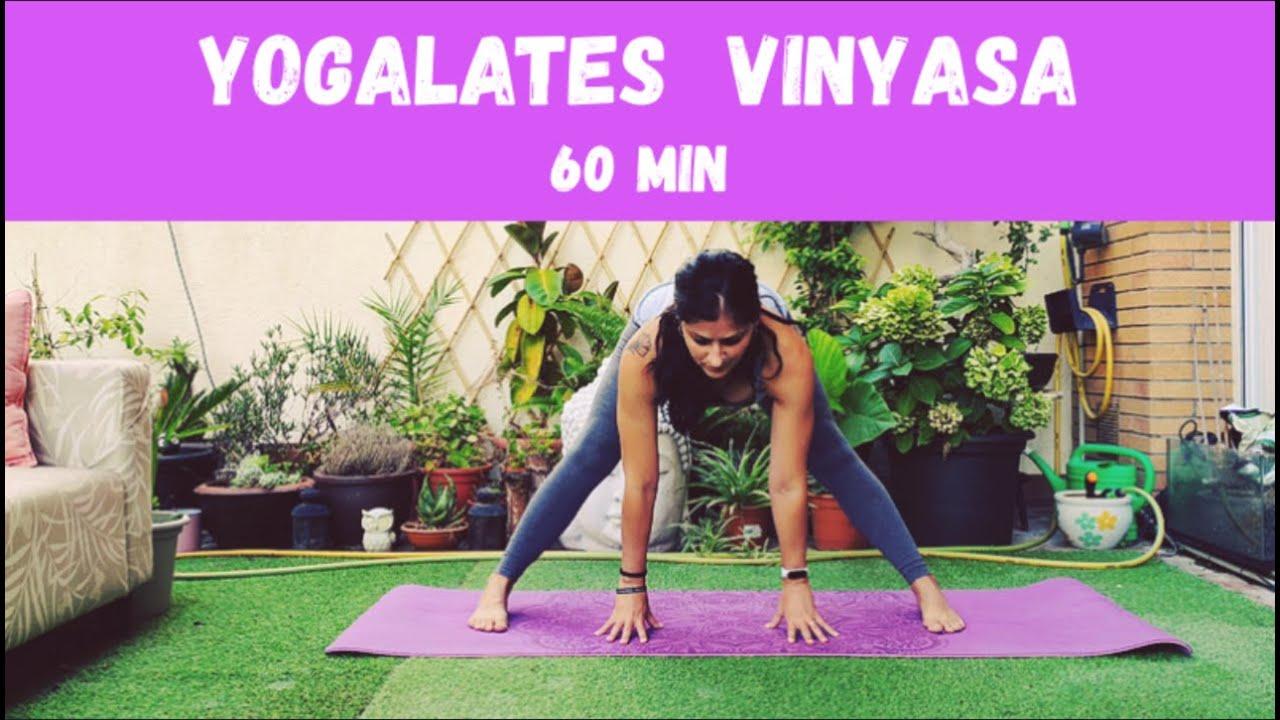 🕉️YOGALATES Vinyasa (60 min)