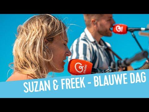 Suzan & Freek - Blauwe Dag | Live bij Q