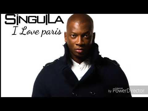 Singuila - I love Paris - Remix ( officiel audio)